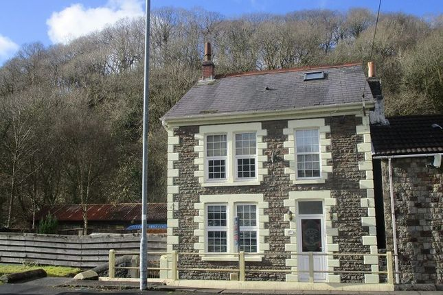 Thumbnail Detached house for sale in Heol Gwys, Upper Cwmtwrch, Swansea.