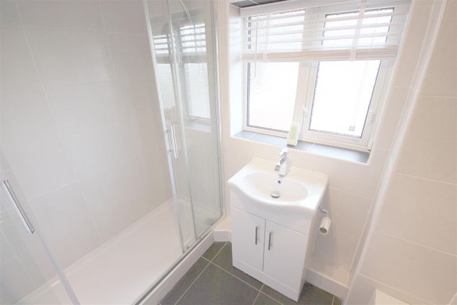 Shower Room of Atlantic Way, Sheffield S8