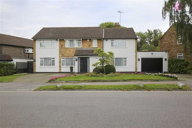 Thumbnail Semi-detached house for sale in Links Drive, Elstree, Hertfordshire