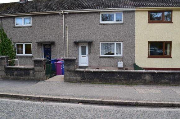 Thumbnail Terraced house to rent in Lesmurdie Road, Elgin