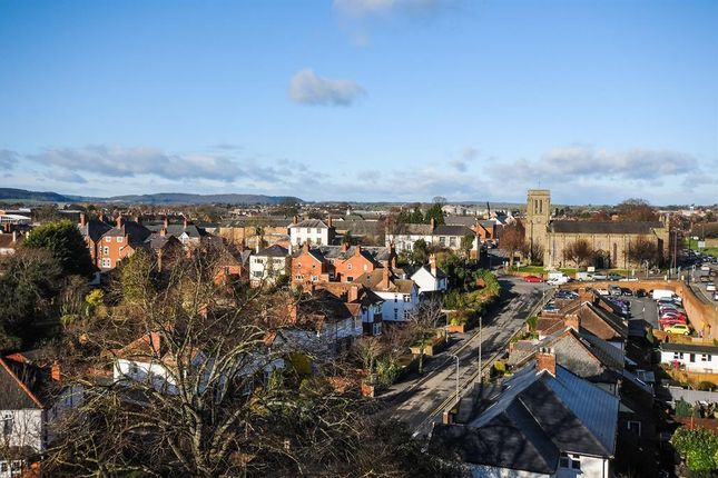 Thumbnail Flat for sale in Greyfriars Avenue, Hereford