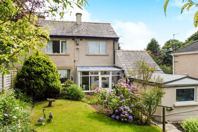 Thumbnail Semi-detached house for sale in Haworth Road, Wilsden, Bradford