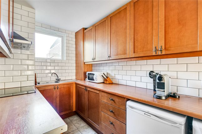 Kitchen of Phoenix Court, Purchese Street, London NW1