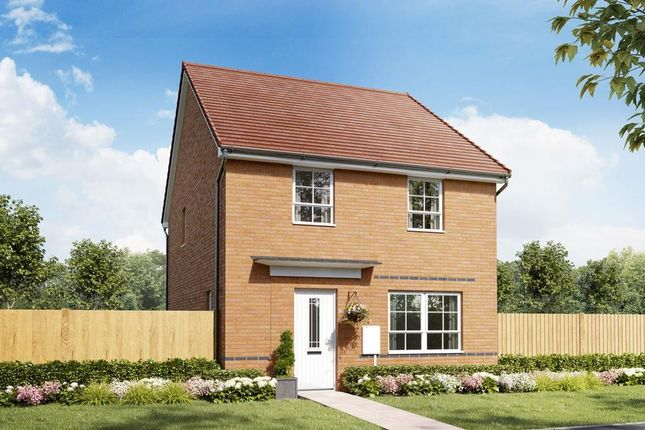 """Thumbnail Detached house for sale in """"Chester"""" at Austen Drive, Tamworth"""