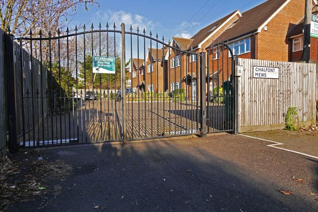 Thumbnail Flat to rent in Chalfont Mews, Hillingdon, Uxbridge