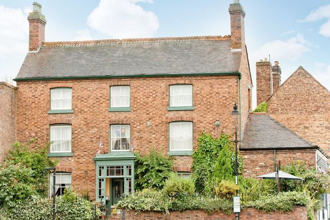 Thumbnail Town house for sale in The Square, Broseley