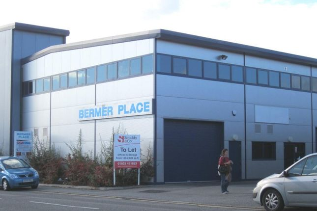 Thumbnail Industrial to let in Imperial Way, Watford
