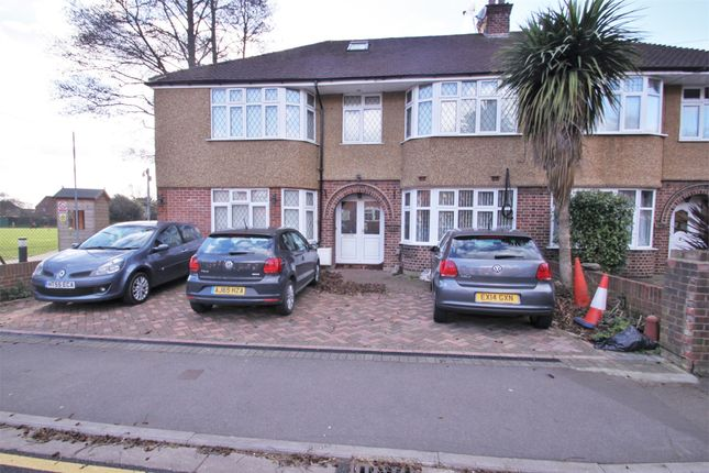 Thumbnail Semi-detached house to rent in Whitehall Road, Uxbridge, Middlesex