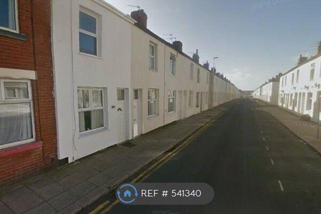 Thumbnail Terraced house to rent in Ashton Road, Blackpool