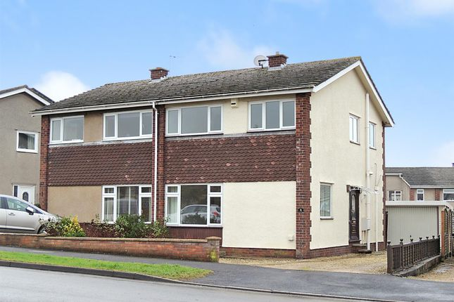 Thumbnail Semi-detached house to rent in Milford Avenue, Wick, Bristol
