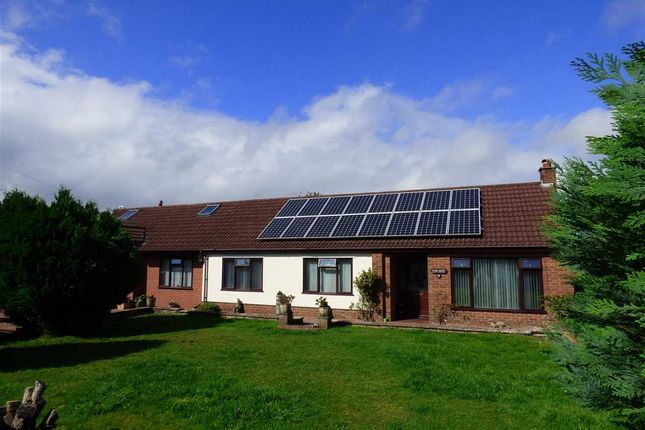 Thumbnail Detached bungalow for sale in Barrowell Lane, St Briavels, Lydney