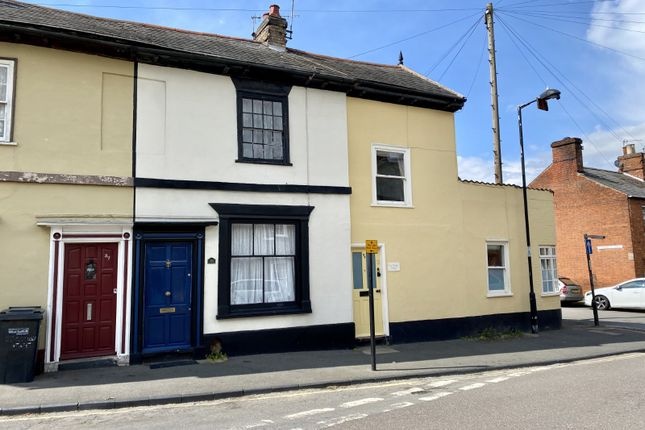 2 bed terraced house for sale in Bury St. Edmunds, Suffolk, Uk IP33