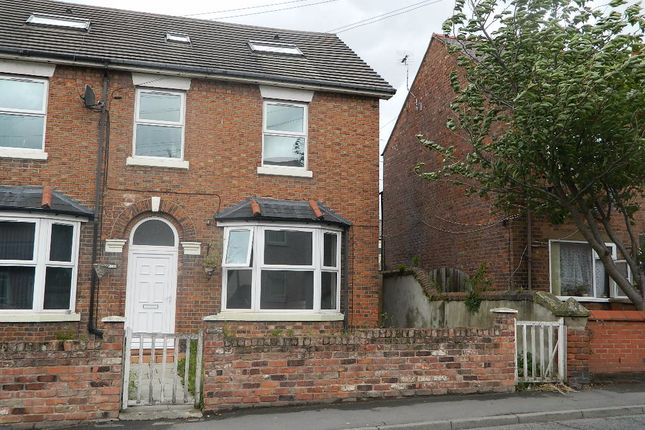 Thumbnail Semi-detached house for sale in Church Street, Connah's Quay, Deeside