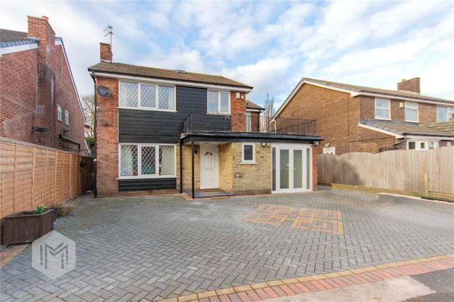 Thumbnail Detached house to rent in Kinloch Drive, Bolton