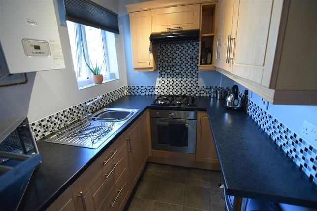 Kitchen of Castle View, Stafford ST16