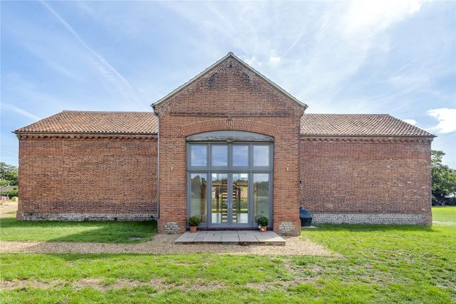 Thumbnail Barn conversion for sale in Grove Farm Barns, Roughton Road, Felbrigg, Norwich