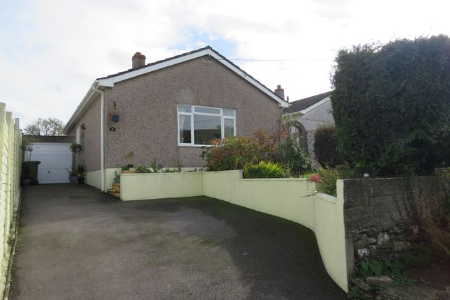 Thumbnail Detached bungalow for sale in Staddiscombe Road, Staddiscombe, Plymouth