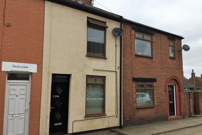Thumbnail Terraced house to rent in Cresswell Street, Kings Lynn, Norfolk