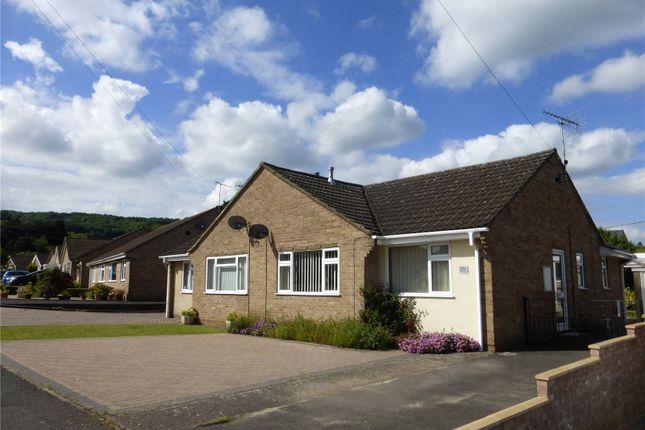 Thumbnail Semi-detached bungalow for sale in Humphreys Close, Stroud, Gloucestershire