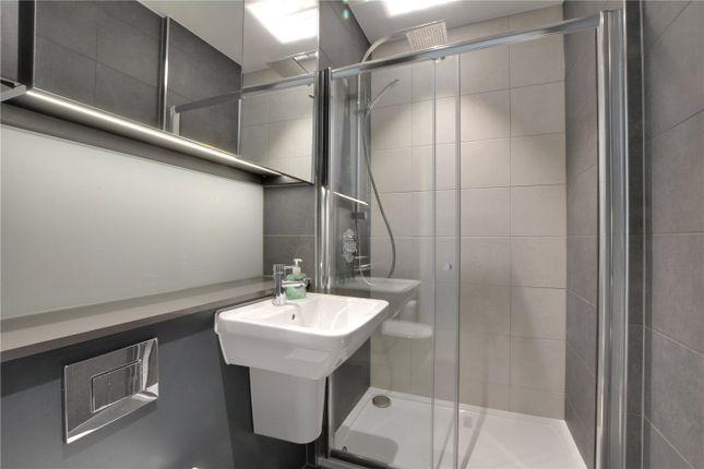Shower Room of Bardsley Lane, London SE10