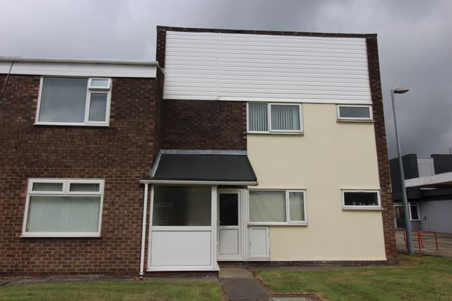 Thumbnail Flat for sale in Glendale Road, Middlesbrough
