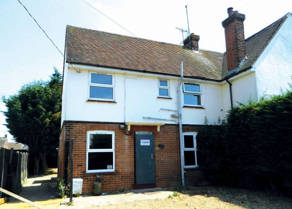 Thumbnail Semi-detached house for sale in Queenborough Road, Southminster