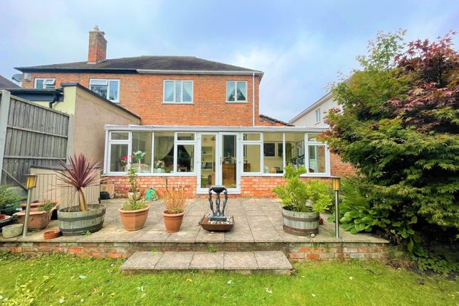 Thumbnail Property to rent in Manor Road, Streetly, Sutton Coldfield