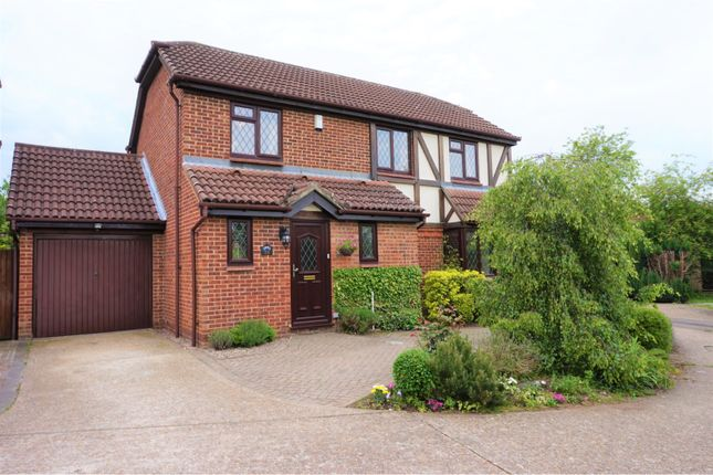 Thumbnail Detached house for sale in Bridgewater Place, West Malling
