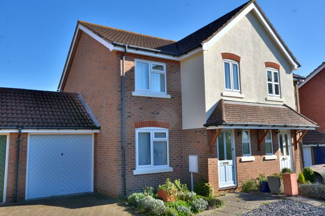 Thumbnail Semi-detached house for sale in Swan View, Pulborough