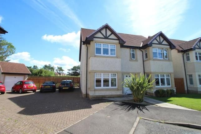 Thumbnail Detached house for sale in Nursery Drive, Kilwinning, North Ayrshire