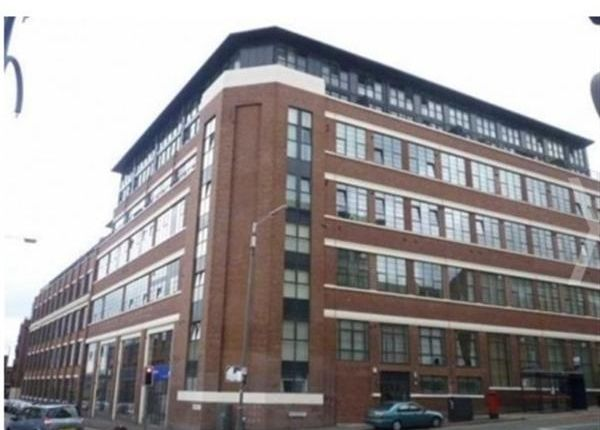 Thumbnail Flat to rent in Abacus Building, 196 Alcester Street, Birmingham