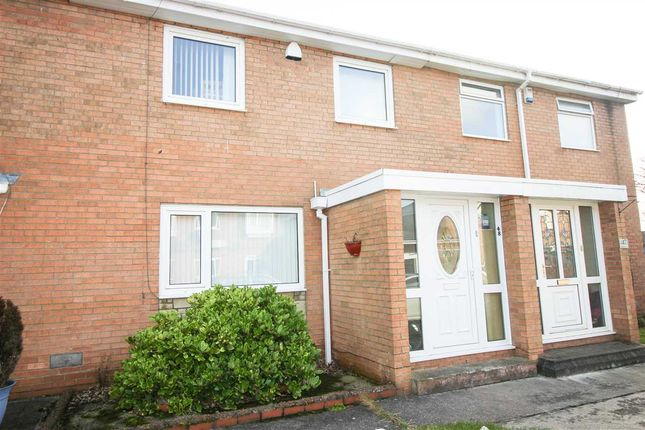 Thumbnail Terraced house to rent in Jubilee Court, Annitsford, Annitsford