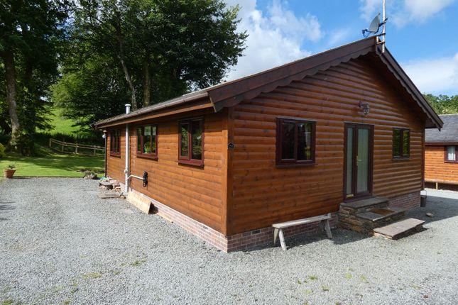 Thumbnail Bungalow for sale in 23 Bryniau, Brithdir, Dolgellau
