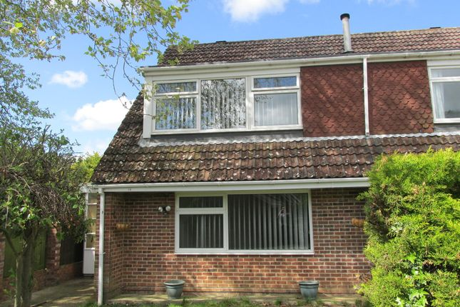 Thumbnail Semi-detached house to rent in Browsholme Close, Eastleigh
