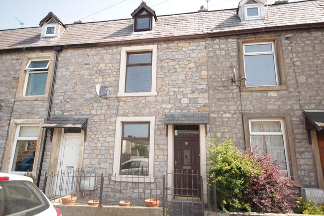 2 bed terraced house to rent in Bright Street, Clitheroe BB7