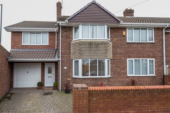 Thumbnail Semi-detached house for sale in Northway, Maghull, Merseyside