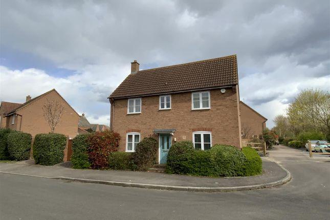 Thumbnail Detached house for sale in Hillbeck Grove, Middleton, Milton Keynes
