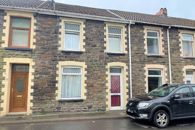Terraced house for sale in Edmondstown Road, Tonypandy