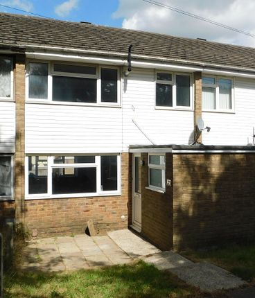 Thumbnail Terraced house to rent in Hero Walk, Rochester