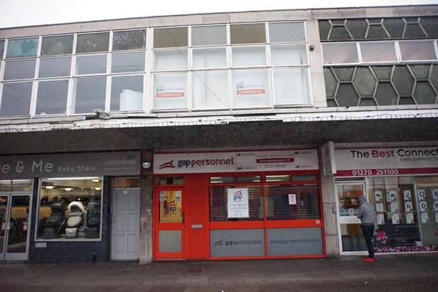 Thumbnail Retail premises to let in 14 Market Street, Crewe, Cheshire
