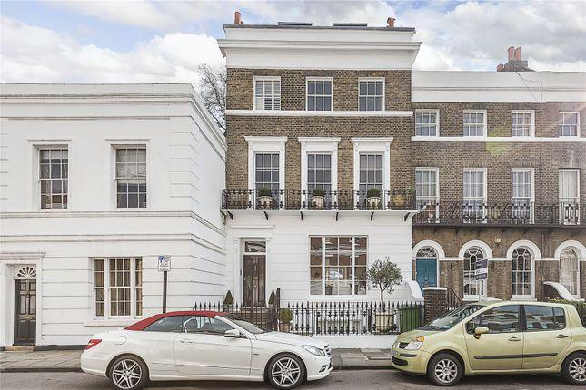 Thumbnail Terraced house for sale in Burney Street, London