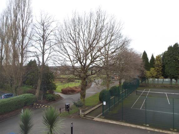Thumbnail Flat for sale in Kelvestone House, 47 Park Road, Cannock, Staffordshire