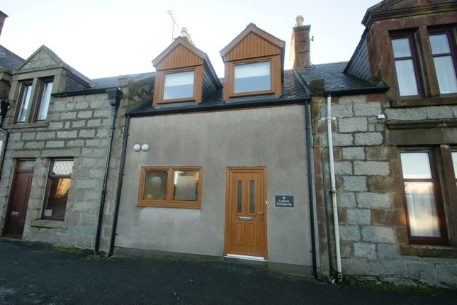 Thumbnail Flat for sale in Main Street, Rothienorman, Inverurie