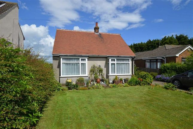 Thumbnail Detached bungalow for sale in Hornsea Road, Skipsea, East Yorkshire