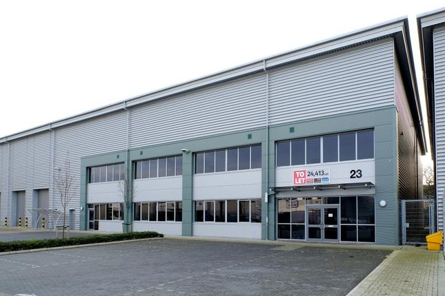 Industrial to let in Unit 23, Cowley Mill Road, Uxbridge