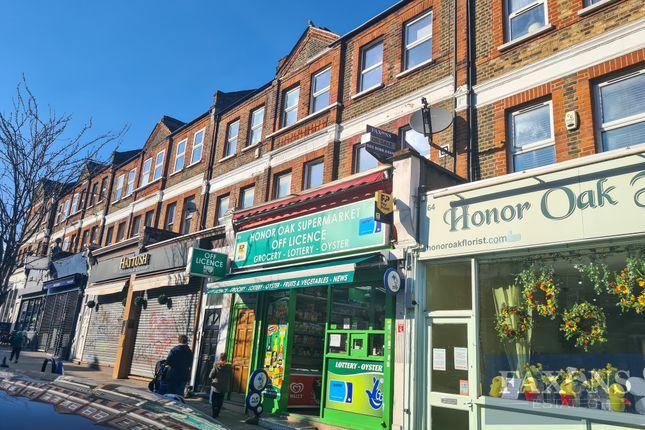 Thumbnail Retail premises for sale in Honor Oak Park, London