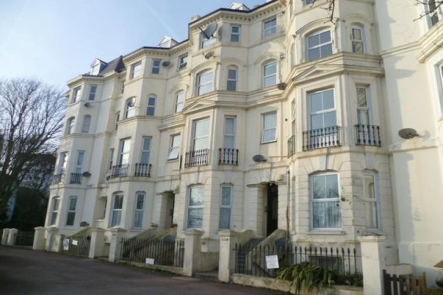 Thumbnail Flat to rent in Priory Gardens, Folkestone