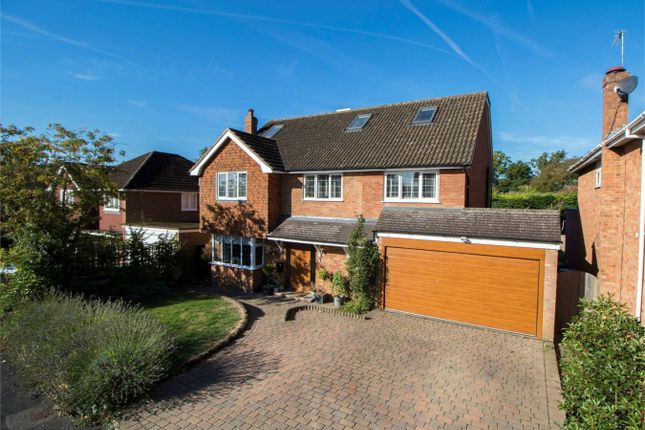 Thumbnail Detached house for sale in Franklin Avenue, Hartley Wintney, Hook