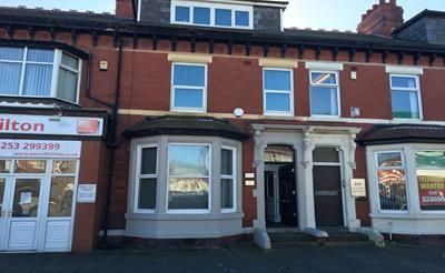 Thumbnail Office for sale in 267 Church Street, Blackpool