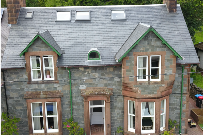 Thumbnail Flat for sale in St Marys, Moffat, Scotland